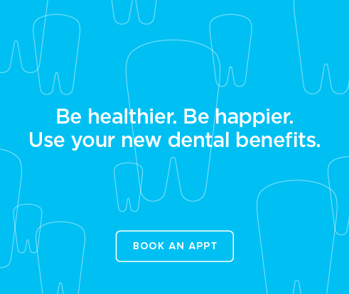 Be Heathier, Be Happier. Use your new dental benefits. - The Woodlands Modern Dentistry and Orthodontics